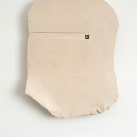 Tania Pérez Córdova, 'Person B', 2014, Ceramic, sim card, 58 x 42,1 x 6 cm