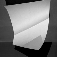 'Curved', 2012, Archival pigment print,30 x 40 inches / 76 x 102 cm