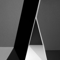 'Triangular Box', 2013, Archival pigment print, 22.5 x 30 inches / 57 x 76 cm