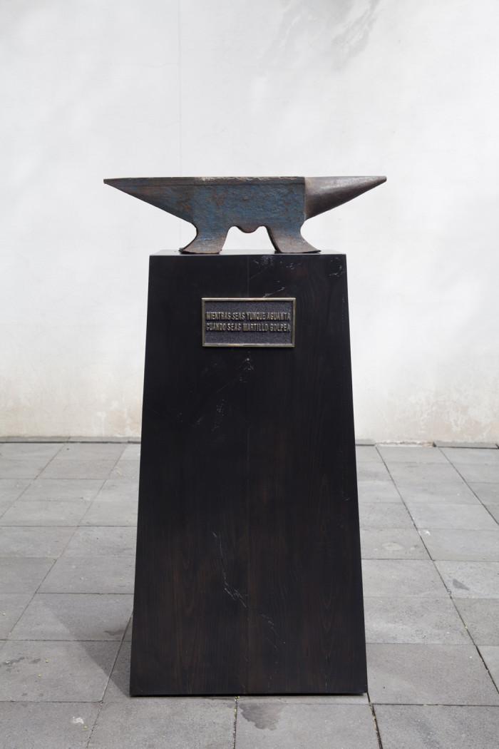 LABOR Santiago Sierra | El Yunque 3
