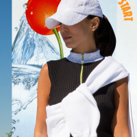 Photography: Ignacio Torres, Styling: Richard Pedaline & Maria Emilia Cuautle Navarro, Model: Gianna Santos