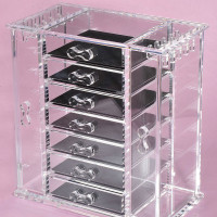 Acrylic drawer example