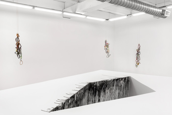 Kelley Akashi, Michael Jon Gallery, Install View 4