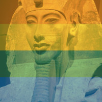 Akhenaten supporting marriage equality.