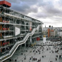 The Pompidou Center too applies the french rule of not replacing 1 of 2 functionaries leaving for retirement.