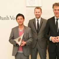 And brands are using contemporary art as a great philanthropic vitrine : here Dahn Vo at the Hugo Boss Prize