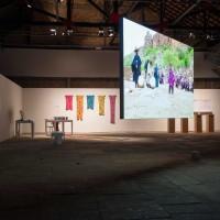 Exhibition view SESC Pompeia