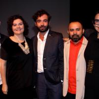 João Laia, Julia Rebouças, Bernardo José de Souza, Bitu Cassundé, Solange Farkas