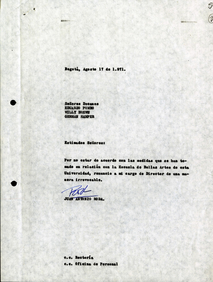 PMF 2 - Carta de Renuncia