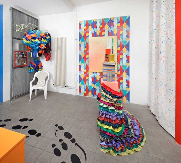9.-Sol-Calero-'Salsa',-2014,-Gillmeier-Rech,-Berlin.-Installation-view