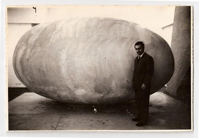 Federico Manuel Peralta Ramos, Instituto Di Tella, 1965