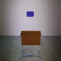 James Turrell, 'Magnatron', wall aperture work, aperture 30 x 40 cm, depth 100 cm, room variable, 1999