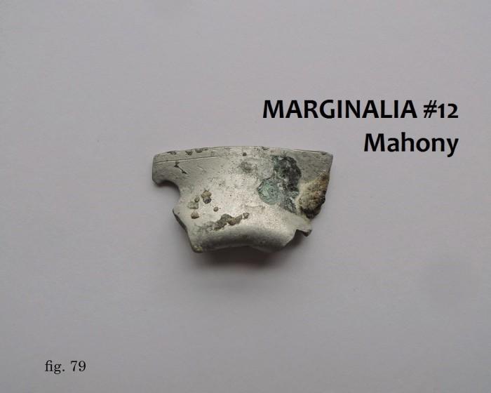 MARGINALIA #12