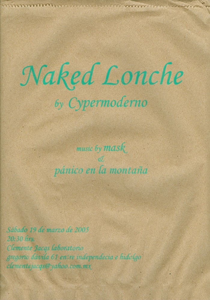 Naked lonche