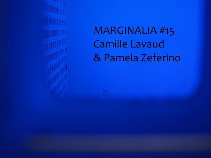 MARGINALIA #15
