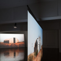 Erin Shirreff, Concrete Buildings, 2013.