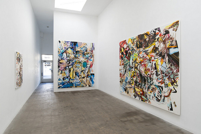 John Williams at Richard Telles Fine Arts, Los Angeles, California, USA