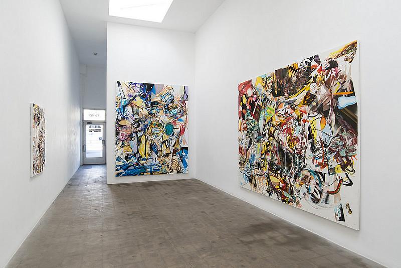 John Williams at Richard Telles Fine Arts, Los Angeles, California, USA