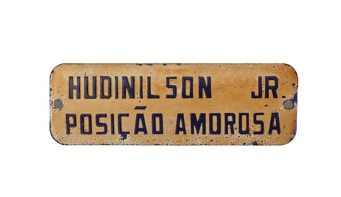 """POSIÇÃO AMOROSA"" (""AMOROUS POSITION"")"
