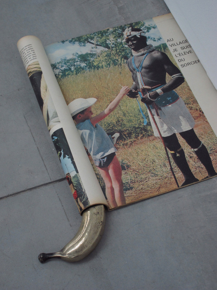 Mi última vida (una gramática africana a partir de Roland Barthes)