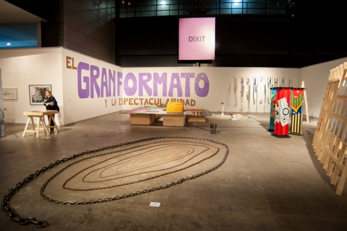 DIXIT, Oasis, con curaduría de Federico Baeza, Lara Marmor y Sebastian Vidal Mackinson, arteBA 2016, Gentileza arteBA Fundación.