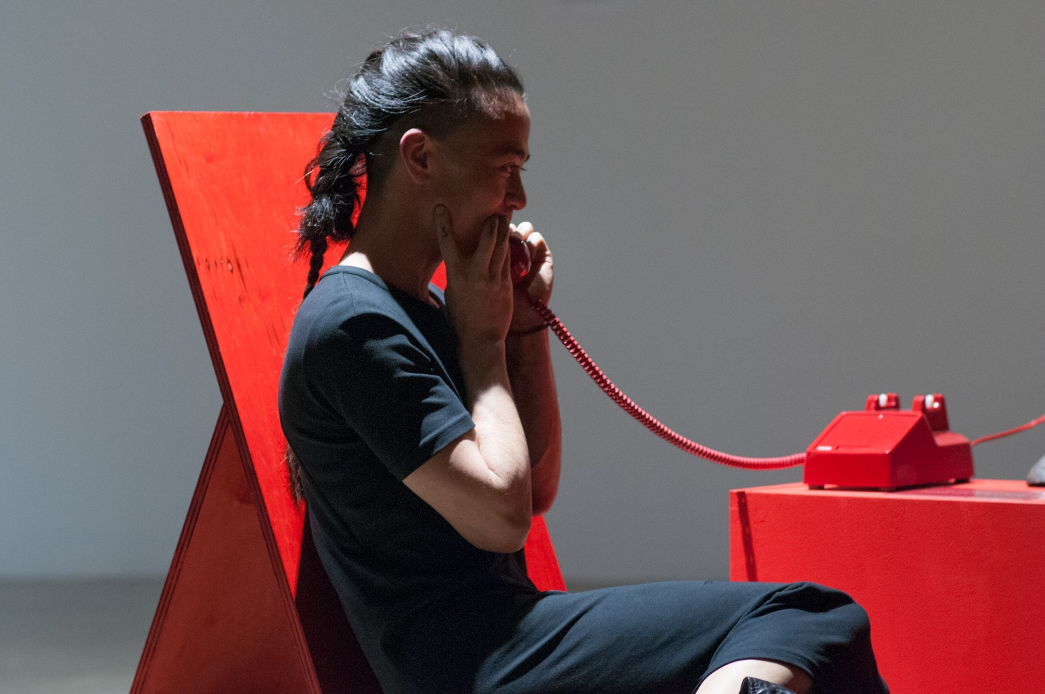 The INTERVIEW: Red, Red Future