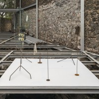 Adrián S. Bará, Aesthetics of a Collapsed System, exhibition view.