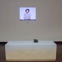 Rabih Mroué, Je veux voir [Quiero ver], 2010, Instalación, Variables Cortesía: AÚN 44 Salón Nacional de Artistas | Tatiana Toro Ríos