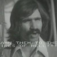 Juan Downey, In the Beginning (Al principio) (still), 1976. Video (black and white, sound) 4:3, 17:20 min. Courtesy of the Estate of Juan Downey and Marilys B. Downey