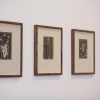 Cecilia Vicuña, Árbol de manos [Tree of hands], 1974. Collage sobre papel [Collage on paper]. 30.5 x 23 cm. Cortesía/ Courtesy: TEOR/éTica. Crédito de la foto/ Photo credit: Daniela Morales L.