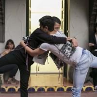 Valentina Jager, The Incredible Shrinking Mercury, Scene I, 2016, performance. Courtesy of Travesía Cuatro, Mexico City.