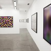 Vista de exhibición, 2016. Cortesía de Ruth Benzacar Galería de Arte, Buenos Aires.