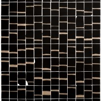 'El Marxismo' (complete book), 2016. Book pages parcially submerged in black acrylic. 202 x 131.5 cm. Courtesy: Arróniz Arte Contemporáneo. Photo credit: Otmar Osante