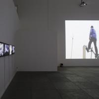 epiPHONÍA, 2016. Videoinstalación. Cortesía: Sala de Arte Público Siqueiros. Crédito de la foto: Ramiro Chaves.