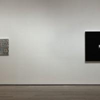 Installation photograph, Toba Khedoori, Los Angeles County Museum of Art, September 25, 2016–March 19, 2017, © Toba Khedoori, photo © Fredrik Nilsen.