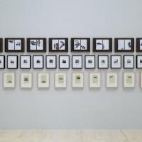 Walid Raad. Installation view. Courtesy: Museo Jumex. Photo: Moritz Bernoully.