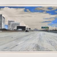 405, 2016. Colección privada, Los Ángeles. Fotografía: Alex Yuzdon