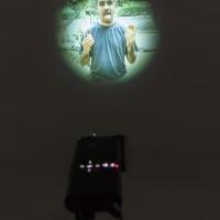 Exhibition view of the 19th Contemporary Art Festival Sesc_Videobrasil: Akram Zaatari, Another Resolution, 1998 - 2013. Photos by Everton Ballardin. Courtesy ©Associação Cultural Videobrasil.