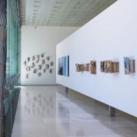Vista de exhibición, 2016. Cortesía de Galería Patricia Ready, Santiago. Fotografía: Mauricio García | Director de Fotografía | www.huinkacine.cl