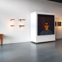 Exhibition view, 2016. Courtesy of Ruiz-Healy Art, San Antonio.