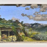 Yellow Hill, 2016. Colección Fotene Demoulas y Tom Coté. Fotografía: Alex Yuzdon.
