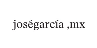 jose garcia ,mx (Regalo-Hasta septiembre 2017)