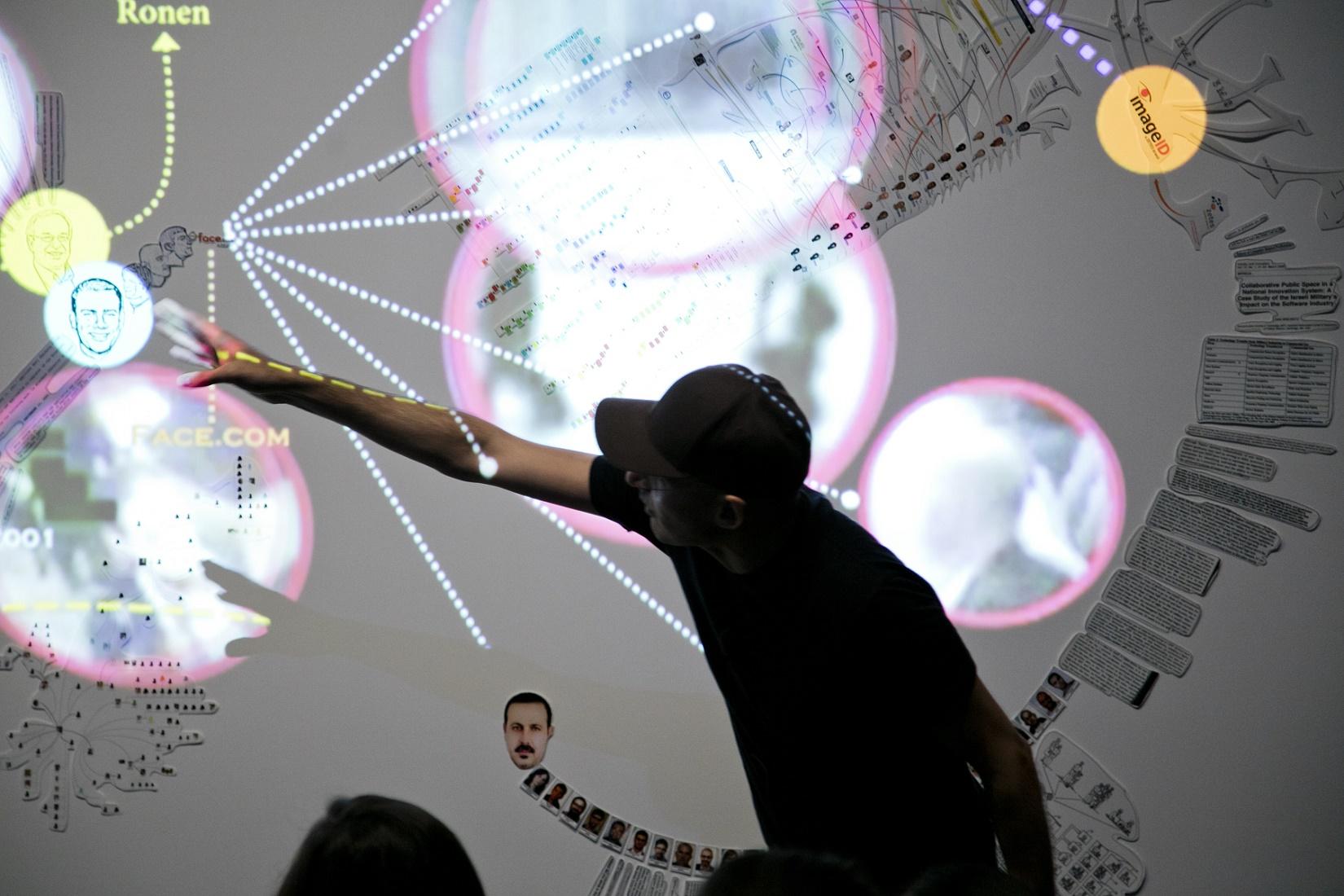 Walid Raad at Museo Jumex and Akram Zaatari at Videobrasil