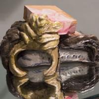 Guzmán Paz, El anillo, 2016. Escultura. 15 cm x 20 cm x 10 cm. Fotografía: Guzmán Paz