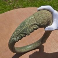 Jorge González, Stone collar or mother goddess: Coatrisquie, 2016. From Puerto Rico. #1.2008-0926, MHAA: University of Puerto Rico. Dedicated to Ivan Méndez.