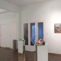 Vista de instalación, 2017. Cortesía de UV Estudios, Buenos Aires. Fotografía: Luciano Demarco.
