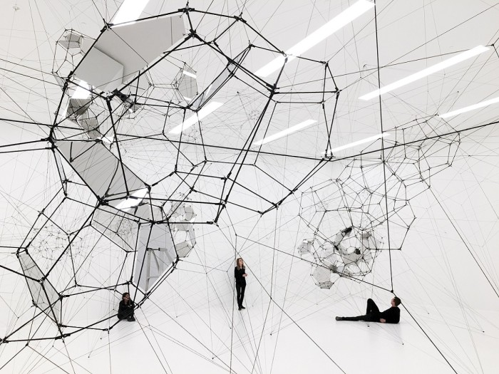 © Photography by Studio Tomás Saraceno, 2016