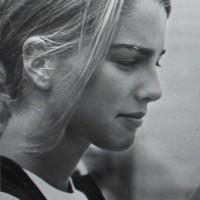 La novia que nunca tuve-. Mixta sobre photolinen. 200 x 125 cm. Colección particular.
