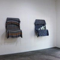 Vista de instalación, 2017. Cortesía de Celaya Brothers Gallery, Ciudad de México.