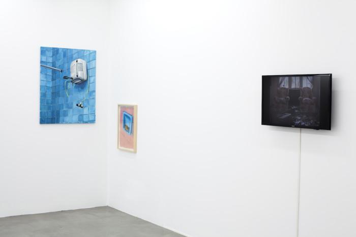 Lo firme en el centro encuentra correspondencia, Hache Galería, Buenos Aires, Argentina, 2017_2